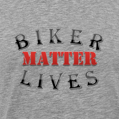 Biker Lives Matter - Men's Premium T-Shirt