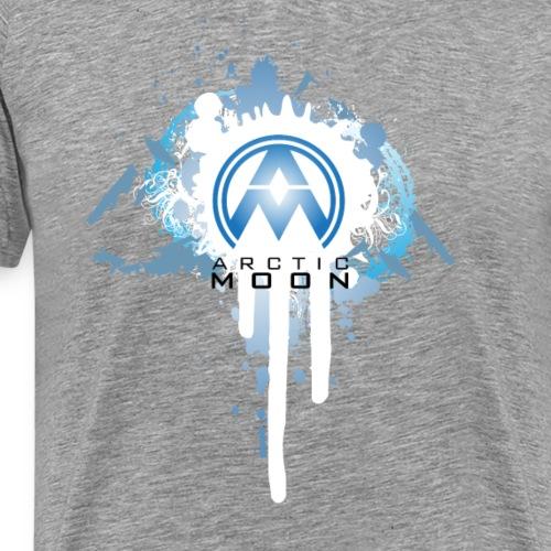 Arctic Moon Design 7 - Men's Premium T-Shirt