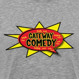 Gateway Comedy Shirt Design - Men's Premium T-Shirt