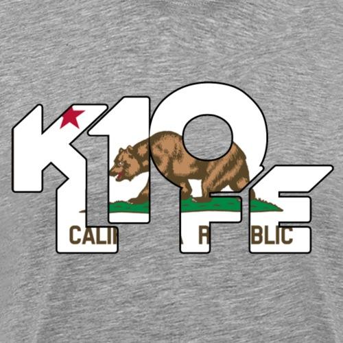 K10Life Cali - Men's Premium T-Shirt