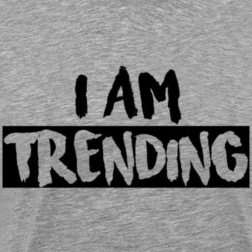 I AM TRENDING MERCHANDISE - Men's Premium T-Shirt