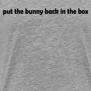 Bunny in the Box - Men's Premium T-Shirt