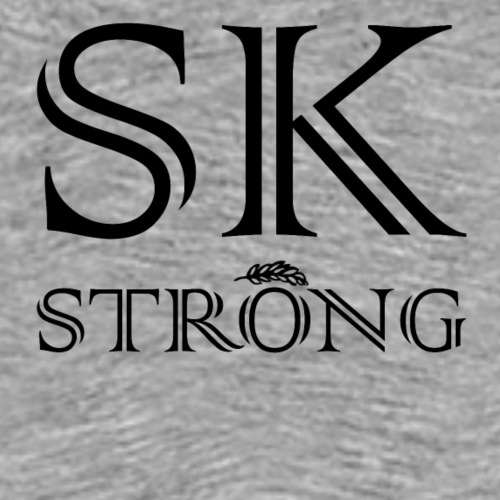 SK STRONG - Men's Premium T-Shirt
