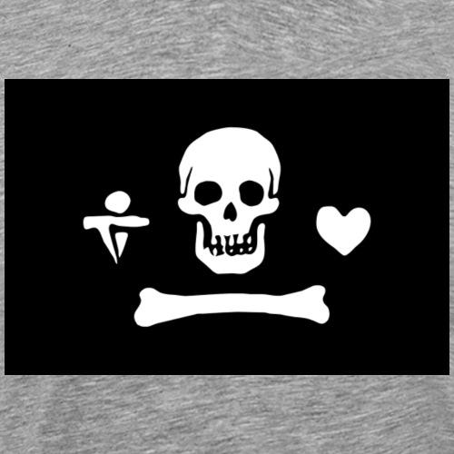 Stede Bonnet - Men's Premium T-Shirt