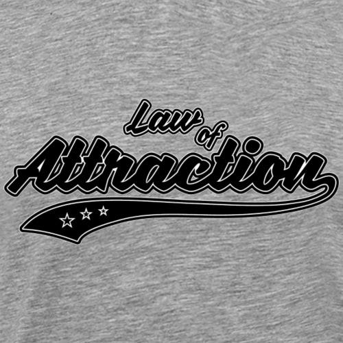 Attraction - Men's Premium T-Shirt