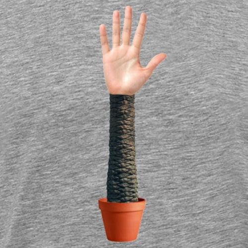 'Palm' Tree - Men's Premium T-Shirt