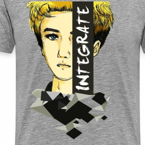 Integrate Design - Men's Premium T-Shirt