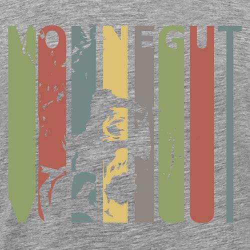 Retro Vonnegut - Men's Premium T-Shirt