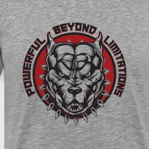 Powerful Beyond Limits - Men's Premium T-Shirt