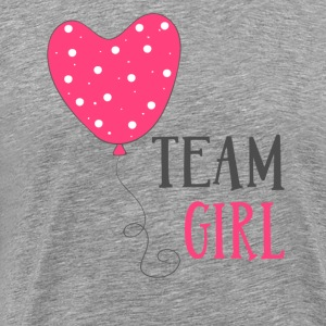 TEAM GIRL - Men's Premium T-Shirt