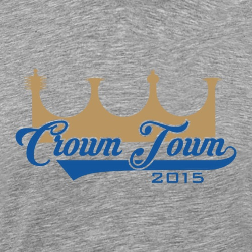 CrownTown 2015 - Men's Premium T-Shirt