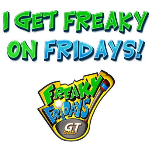 I Get Freaky on Fridays - Men's Premium T-Shirt