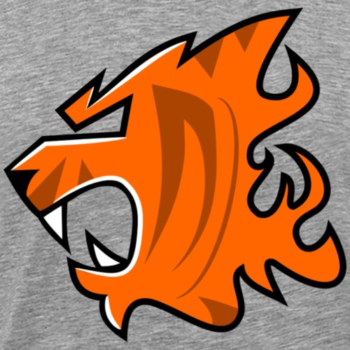 Mighty Tiger - Men's Premium T-Shirt