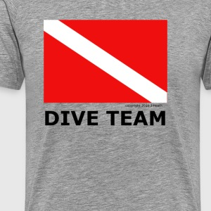 Dive Team - Men's Premium T-Shirt