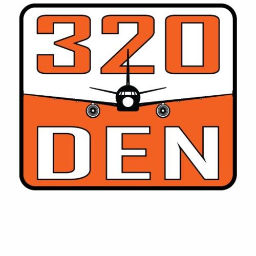 DEN 320 - Men's Premium T-Shirt