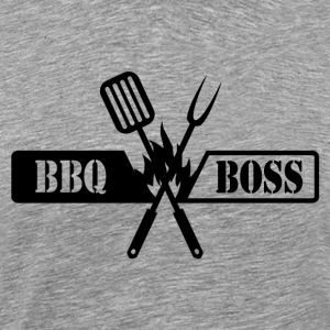 BBQ BOSS - Men's Premium T-Shirt