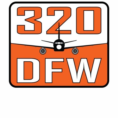 DFW 320 - Men's Premium T-Shirt