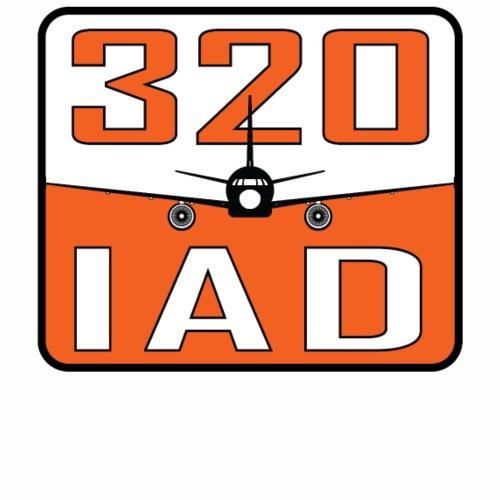 IAD 320 - Men's Premium T-Shirt