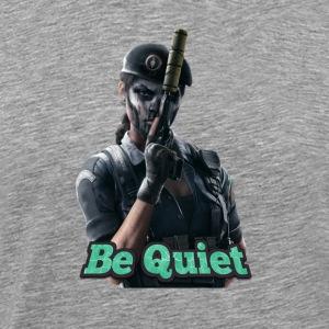 Caveira Silence - T-shirt premium pour hommes