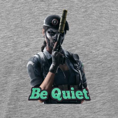 Caveira Silence - Men's Premium T-Shirt