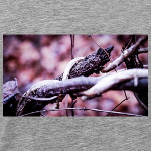 Twisted Nature Branches - Men's Premium T-Shirt