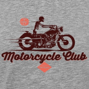 Motorcycle Club - Men's Premium T-Shirt