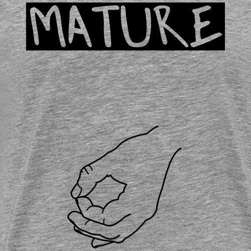 Circle Game/ Mature - Men's Premium T-Shirt