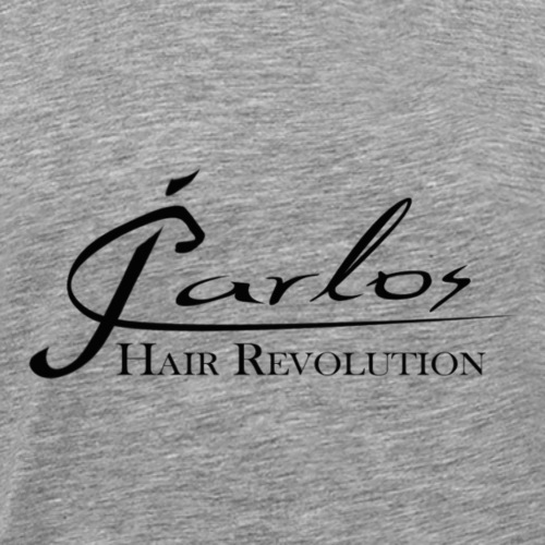 JCarlos MAIN LOGO black for for tshirts - Men's Premium T-Shirt