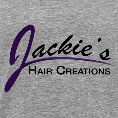 Jaquies logo black shirts and other - Men's Premium T-Shirt