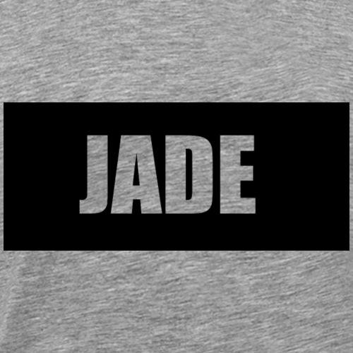 Jade logo - Men's Premium T-Shirt
