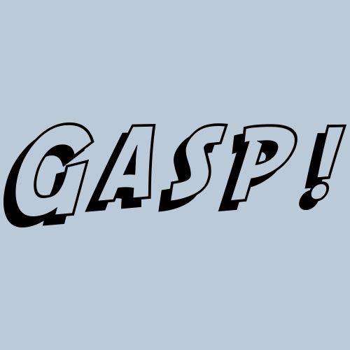 Gasp! - Men's Premium T-Shirt