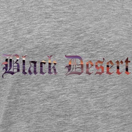 Black Desert - Men's Premium T-Shirt