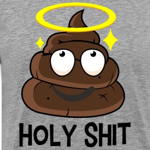 holy shit - Men's Premium T-Shirt