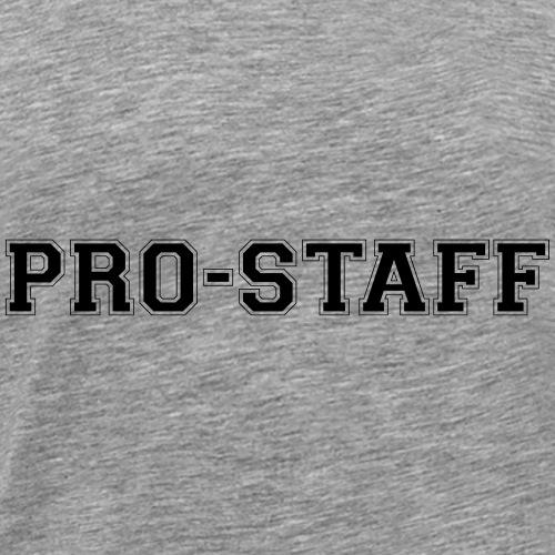 Pro Staff Wordmark - Men's Premium T-Shirt