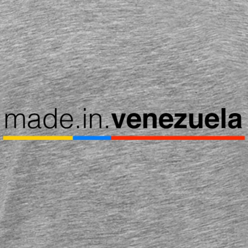 Made in Venezuela - Men's Premium T-Shirt