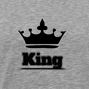 The King collection - Men's Premium T-Shirt