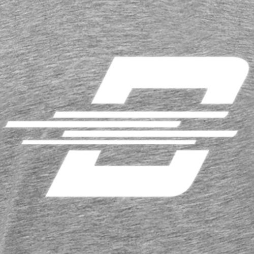 Ballistic's Plain Logo - Men's Premium T-Shirt