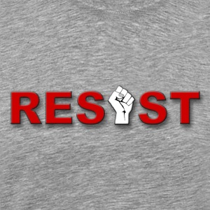 resistee red - Men's Premium T-Shirt