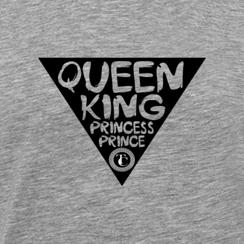 ROYAL FAMILY [BLACK] - Men's Premium T-Shirt
