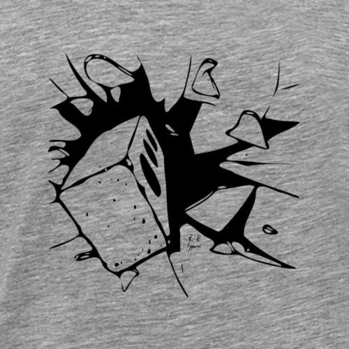 The Brick - Men's Premium T-Shirt
