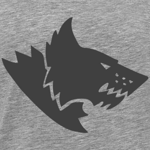 40,000 Space Wolves - Men's Premium T-Shirt