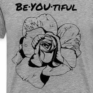 Be You tiful - Men's Premium T-Shirt
