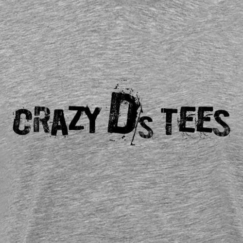 Crazy D's logo - Men's Premium T-Shirt