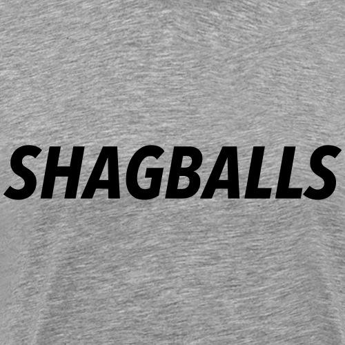 Shagballs - Men's Premium T-Shirt