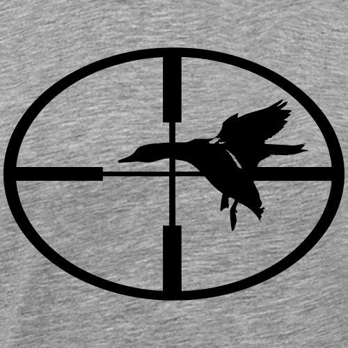 Duck Hunter - Men's Premium T-Shirt