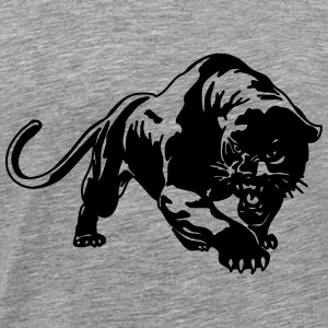Panther - Men's Premium T-Shirt