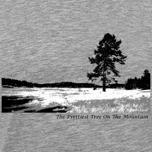 Prettiest Tree - Men's Premium T-Shirt