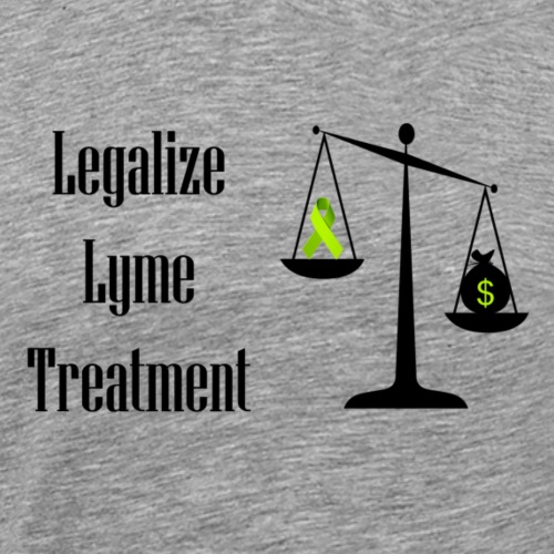 Legalize Lyme - Men's Premium T-Shirt