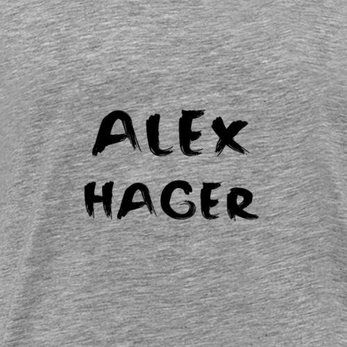 Alex Hager Painted Design - Men's Premium T-Shirt