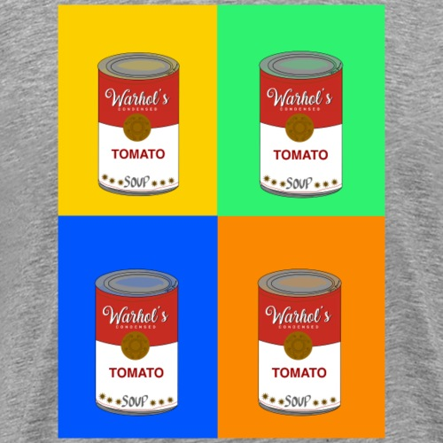 Warhol - Men's Premium T-Shirt